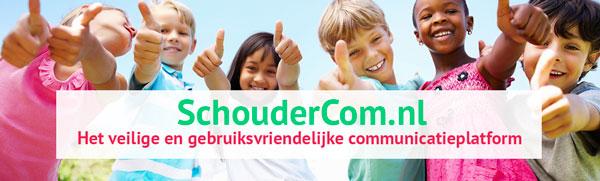 Het veilige en gebruiksvriendelijke communicatieplatform Schoudercom.nl